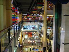 Abasto Shopping Mall - Buenos Aires, Argentina