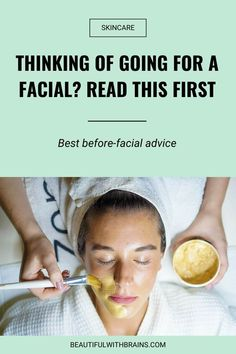 Thinking of going for a facial, but have no idea what to get done? I hear ya. With all the new treatments available, navigating a spa menu can feel overwhelming. Click pin for 4 things you need to know before booking a facial Clear Skin Face, Face Skin, Spa Menu, Best Salon, How To Get Rid Of Acne, Younger Looking Skin, Facial Treatment, Spa Treatments, Combination Skin