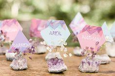 Modern bohemian wedding inspiration | Photo by Amalie Orrange Photography | Read more - http://www.100layercake.com/blog/?p=85101
