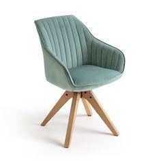 Joli Fauteuil De Bureau En Velours Nice Velvet Chair Chaise Ergonomique