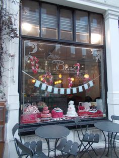 Take tea at Bea's of Bloomsbury, 44 Theobald's Road, London WC1