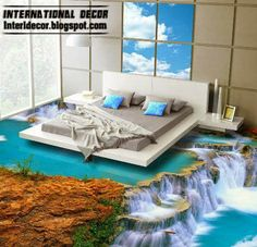 The best epoxy flooring and floor art designs The best catalog for floor art designs, self-leveling flooring for modern interior decor, what are a epoxy floor and types of flooring ideas the UK or self-leveling floor 3d Floor Art, Floor Murals, Floor Decal, Wall Murals, Tile Floor, 3d Flooring, Bedroom Flooring, Flooring Ideas, Flooring Options