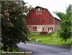 The Barn at Dakin Farms in Ferrisburgh, Vermont. On the RV road with Niki, Jack and snowbirdrvtrails.com Mountain States, Green Mountain, Day Trips, Vermont, Farms, Rv, Cabin, Vacation, House Styles