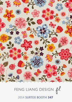 print & pattern: SURTEX 2014 - flyers part five
