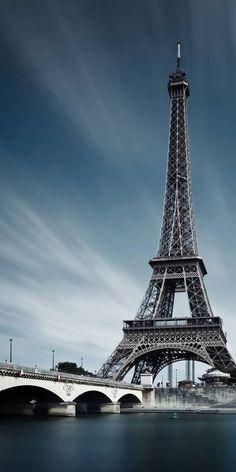 Paris wallpaper by gorkemdurdu - 85 - Free on ZEDGE™ Eiffel Tower Painting, Eiffel Tower Art, France Eiffel Tower, Eiffel Tower Photography, Paris Photography, Nature Photography, Beautiful Paris, Paris Love, Beautiful Sky