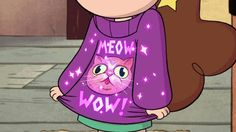 """She rocks her own style.   Community Post: 22 Reasons Mabel Pines From """"Gravity Falls"""" Is Absolutely Adorable"""