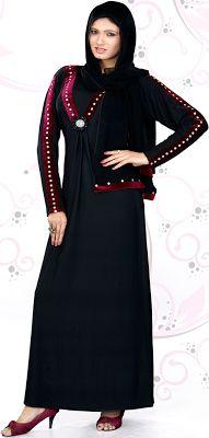 9fad1e9b5ca Cbazaar Readymade Abaya Collection for Eid