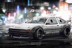 Automotive design studio YasidDESIGN recently created an incredible series of renders of iconic JDM machinery, extreme exotics and everything in between. Here are 21 of our favourites!
