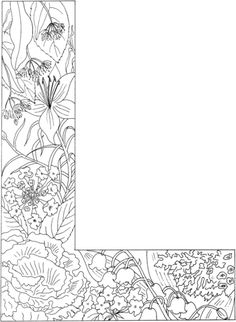 Letter L with Plants coloring page from English Alphabet with Plants category. Select from 24659 printable crafts of cartoons, nature, animals, Bible and many more.