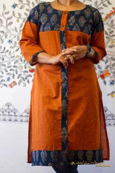 To show Anupama Salwar Neck Patterns, Salwar Neck Designs, Churidar Designs, Kurta Neck Design, Kurta Designs Women, Dress Neck Designs, Blouse Designs, African Wear, African Fashion