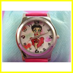 Sexy Betty Boop Quartz Fashion Child Girl Women Wrist Watch Wristwatch 2 #Unbranded #Fashion