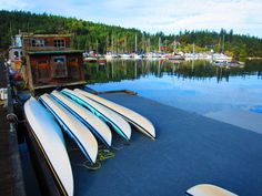 Orcas Island?waterfront