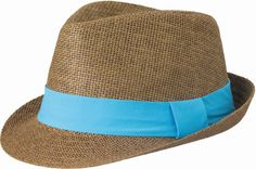 Хартиена шапка тип федора: MB6564 Steet Style