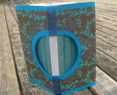 Buttonhole binding by PurpleBeanBindery