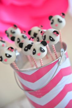 Pink Panda Pool Party-Tori Spelling Throws Daughter Stella A Party For Her Birthday Panda Birthday Party, Panda Party, 7th Birthday, 1st Birthday Parties, Pink Panda, Panda Bear, Bolo Panda, Panda Baby Showers, Panda Decorations