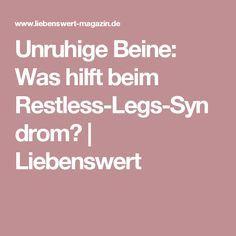 0eedfa1135 Die 7 besten Bilder von Restlees legs ,unruhige Beine in 2017 ...