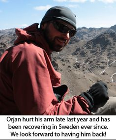 Our snow leopard expert Orjan heads back into the field this April!