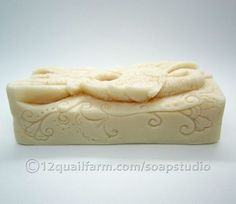 Peacock Soap (Pink) - Soap Studio