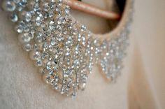 sparkly collar