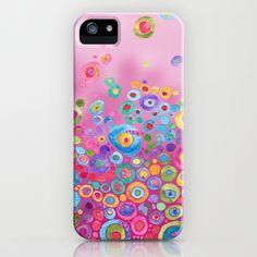 Inner Circle - Pink iPhone Case