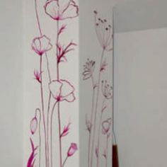Possible design for a teenage girls room