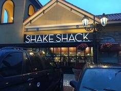 Shake Shack - the NYC icon now has an Orlando-area location