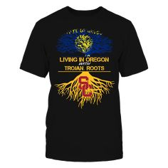 USC Trojans - Living Roots Oregon