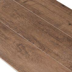Tabula Grip Cuccino Wood Plank Porcelain Tile 6in X 24in 100198670