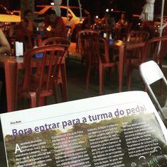Revista Viva Bem no Pali Palam em #Palmas #Tocantins