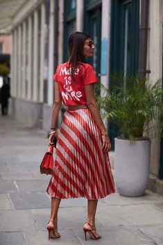 The Latest Street Style From New York Fashion Week | Who What Wear