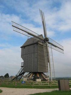 Moulin de Valmy (Marne) France
