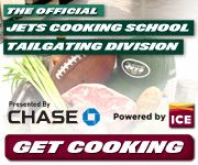New York Jets have official tailgating cooking classes
