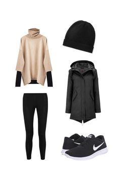 Outfit for Winter in Iceland | Travel Light - Pack for Iceland in the Winter. 20 items, 10 outfits, 1 carry-on.