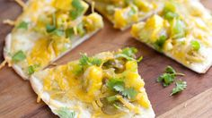 Bloggers Adam and Joanne Gallagher from Inspired Taste make delicious summer vegetable tostadas for two.