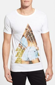 'Los Angeles' Graphic T-Shirt