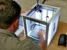Prepare to be amazed by these 3D printer creations, and read about what potential it has in the classroom.