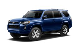 Nautical Blue Metallic-thinking of a 4runner. Thoughts?