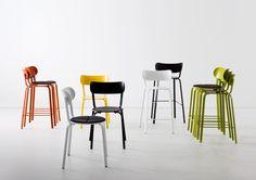 Projects - Lapalma Stil chair Patrick Norguet