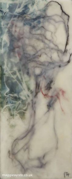Maggie Ayres is a Scottish mixed media and encaustic artist based in Kirkcudbright, Dumfries and Galloway, Scotland Abstract Art, Abstract Paintings, Art Paintings, Encaustic Painting, Textile Artists, Mixed Media Collage, Texture Art, Impressionism, Fused Glass