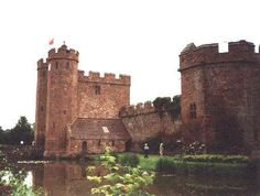 """The historical account of Maxstoke Castle below is taken from """"Abbeys, Castles and Ancient Halls of England and Wales: Volume II"""" by John Timms and Alexander Gunn published by Frederick Warne & Co...."""