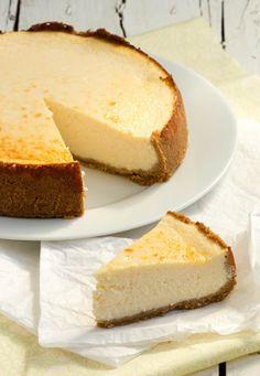 Tarta de queso NY
