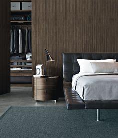 Masculine yet elegant interior design bedroom Home Bedroom, Modern Bedroom, Bedroom Decor, Bedroom Ideas, Bedroom Designs, Master Bedroom, Closet Designs, Closet Bedroom, Bedroom Lighting