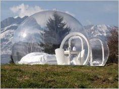 Maison bulle / Bubble house