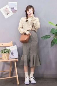 Trendy clothing on spring korean fashion 678 Korean Fashion Trends, Korean Street Fashion, Korea Fashion, Kpop Fashion, Asian Fashion, Korean Outfits, Trendy Outfits, Girl Outfits, Cute Outfits