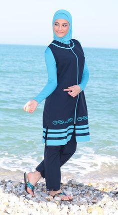 1566c444e4 Islamic Swimsuits & Modest Swimwear by Muslim Swimwear. See more.  http://scanfree.org/full-body-cover-up-