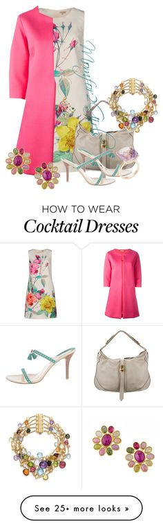"""""""It's Summery Time"""" by momfor2girls on Polyvore featuring P.A.R.O.S.H., Burberry, Rina Limor and Marco Bicego"""