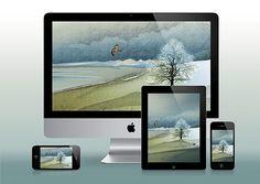 Angst, Grafik Design, Corporate Design, Illustration, Pictures, Illustrations, Brand Design, Branding Design