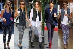 50 tons de Jessica Alba! - Fashionismo