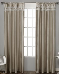 Exclusive Home Curtain Panels