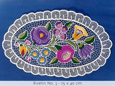 Hungarian Embroidery, Cross Stitch Embroidery, Folk Art, Embroidery Designs, Decoupage, Lace, Decor, Scrappy Quilts, Hand Embroidery Art